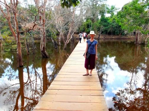 Angkor water system