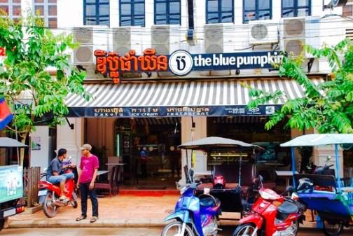 Blue Pumpkin Siem Reap