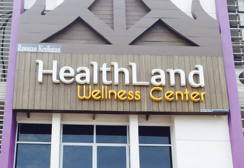 HealthLand Wellness Centre