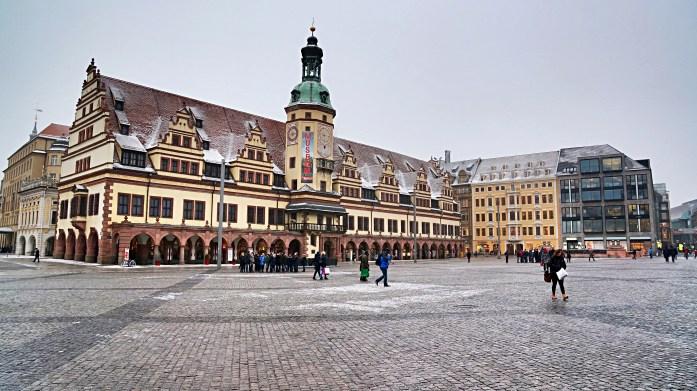 Market Place Leipzig