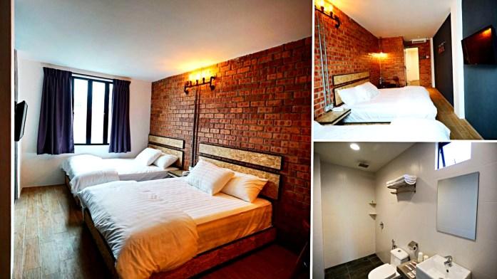 Brick Box Hotel