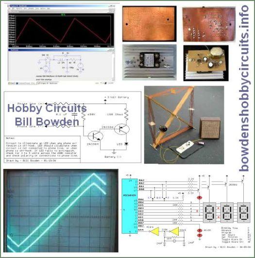 Hobby Circuits - Bill Bowden