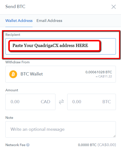 ETH-address-coinbase