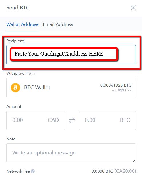 ETH-address-coinbase