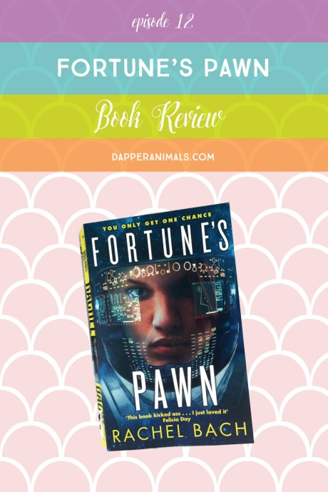 Awesome sci-fi romance novel! A MUST read. Book Review Fortune's Pawn by Rachel Bach