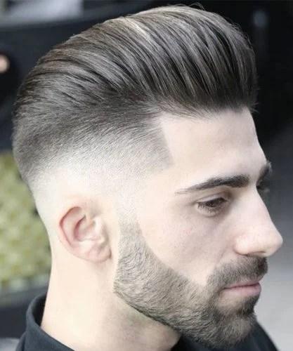 Erkek Saç Modelleri pompadour