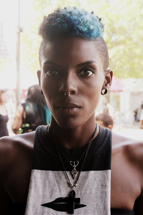 Crowning Glory Afro Textured Hair II DapperQ Queer Style