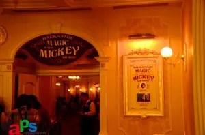 mickey theater