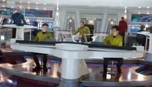 Star Trek Into Darkness - Bridge of the Enterprise