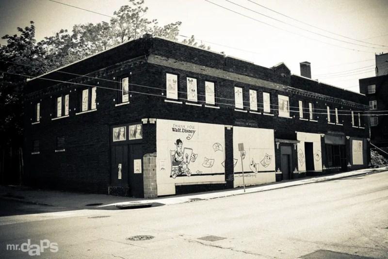 Laugh-O-Gram Studio - Kansas City, Missouri