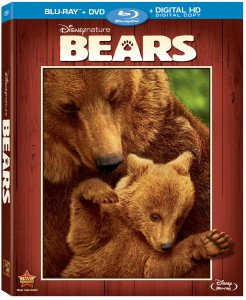 Disneynature's Bears Blu-Ray Review by Mr. DAPs