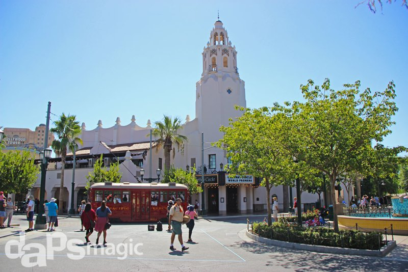 Carthay Circle - Buena Vista Street - Disney California Adventure