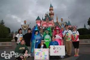 Team DAPs Magic - CHOC Walk 2013