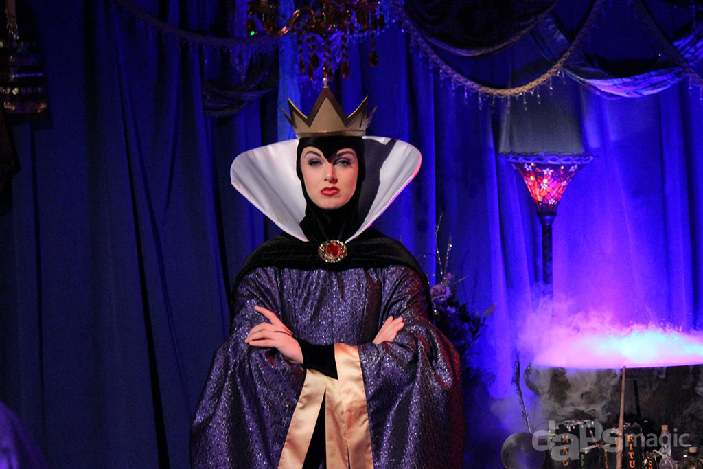 Evil Queen - Halloween Time at the Disneyland Resort 2014