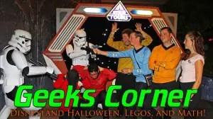 Geeks Corner Halloween