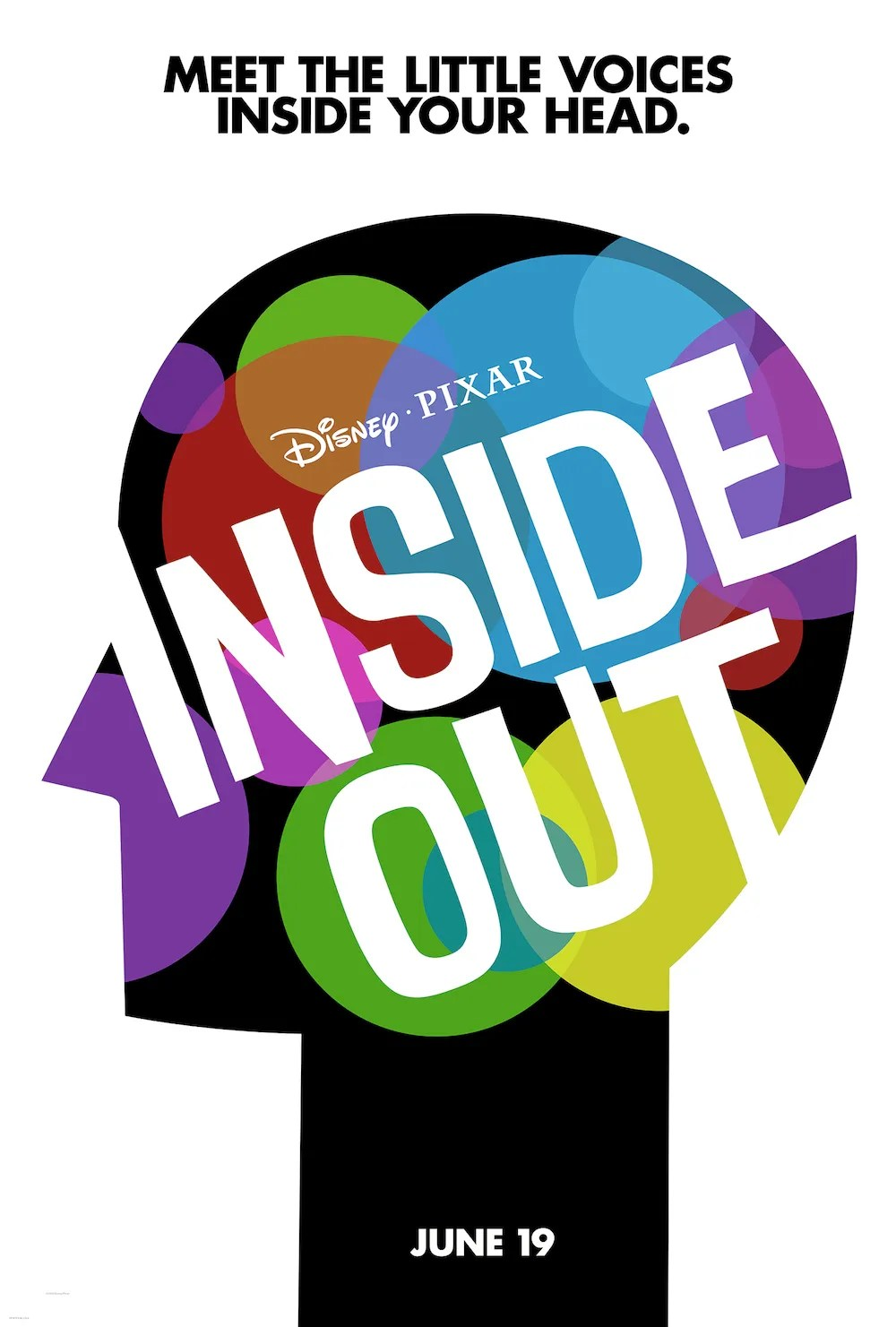 Inside Out Teaser Poster