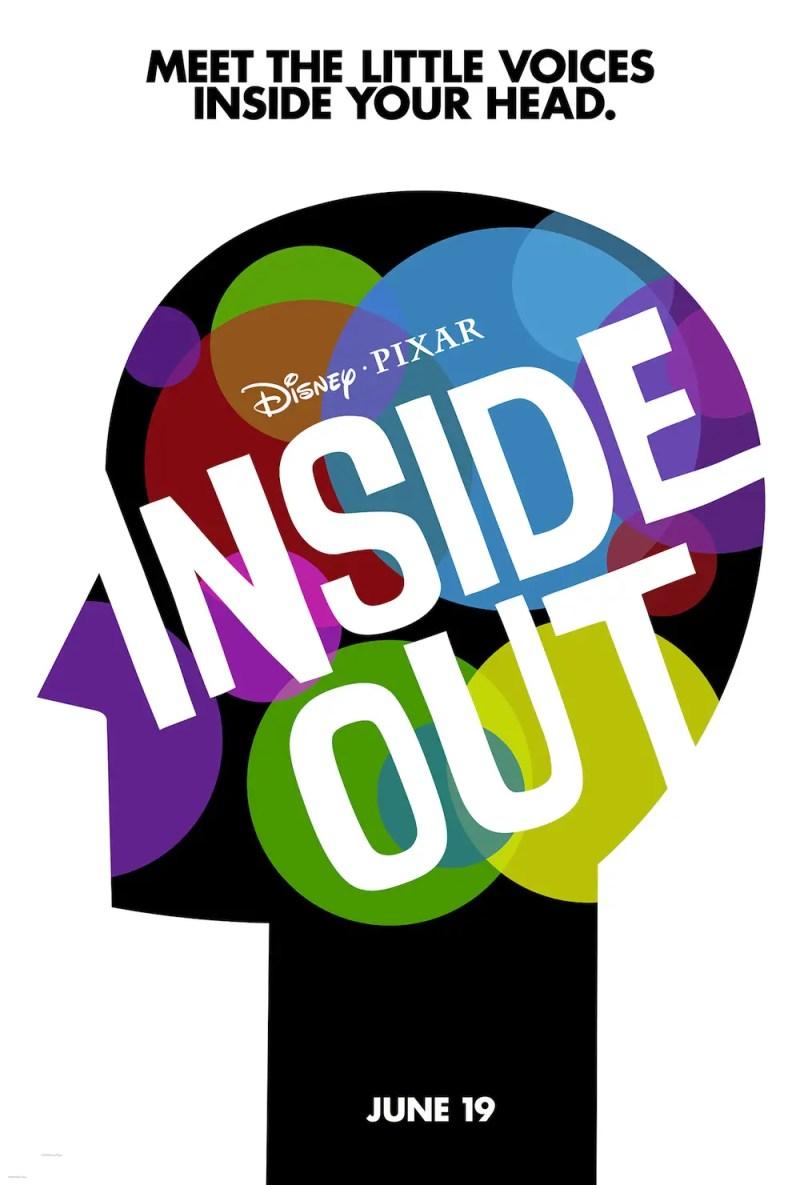 Inside Out Teaser Poster