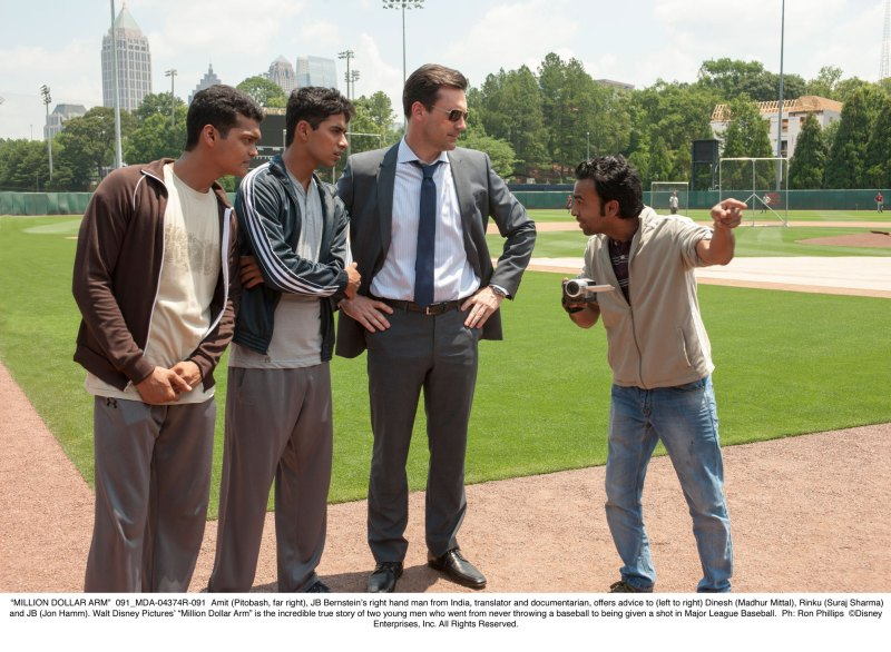 Million Dollar Arm - Training