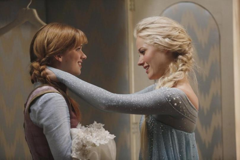 Once Upon a Time: A Tale of Two Sisters (S4E1) - Review