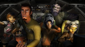 Star Wars Rebels: Spark of Rebllion