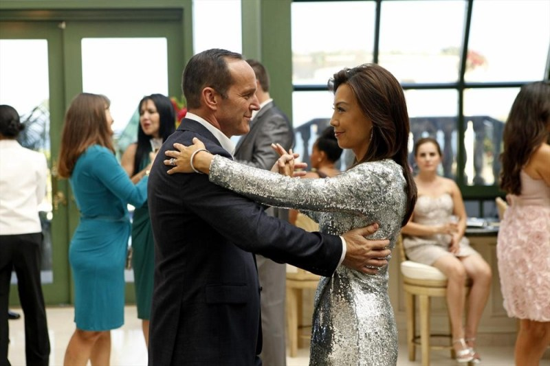 "Coulson and May Tango in ""Face My Enemy"""