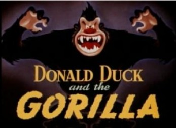 donald and the gorilla title