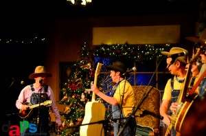 Krazy Kirk and the Hillbillies at the Wilderness Dance Hall