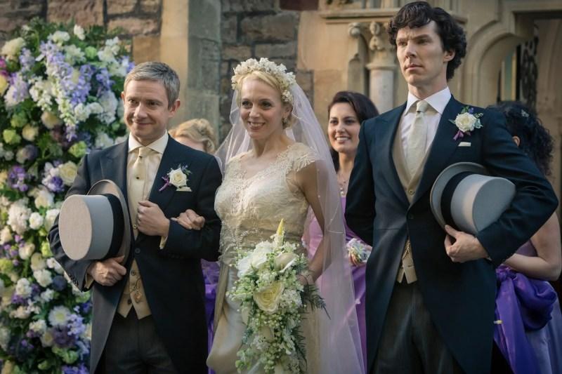 """Expect Tragedy"" in Sherlock Season 4"
