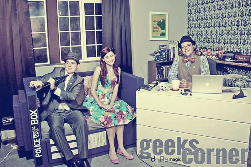 GeeksCornerTeamPage