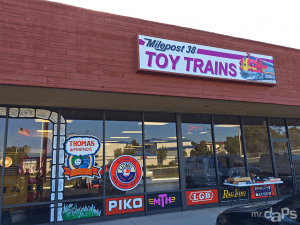 Milepost 38 Toy Trains - Westminster, CA