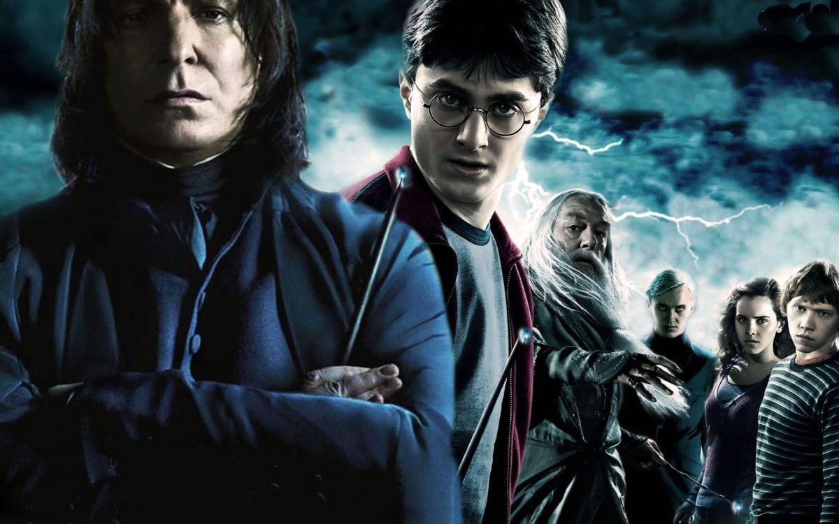 J.K. Rowling Giving Fans 12 New Harry Potter Stories for Christmas