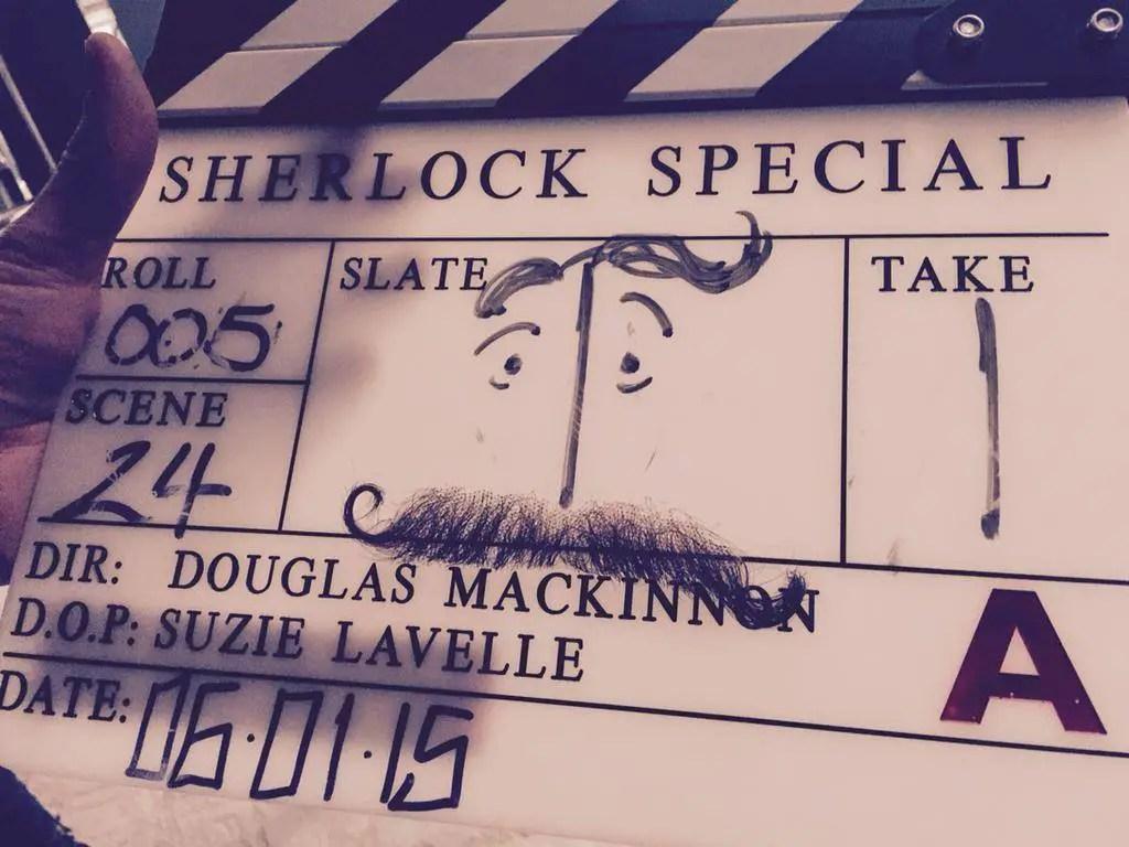 Element-hairy, my dear Watson! - Sherlock Special