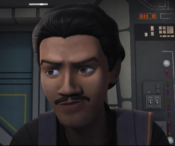 Billy Dee Williams Returns as Lando Calrissian in Star Wars Rebels