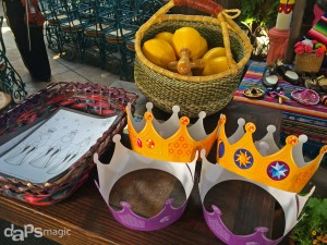 Three Kings Day Celebration at the Disneyland Resort - Crafts and Crowns!