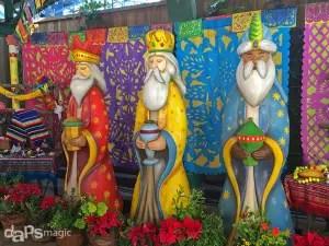 Three Kings Day Celebration at Disneyland Resort
