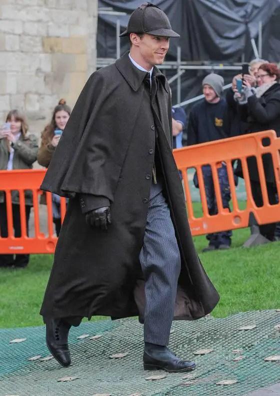 Sherlock Holmes - Sherlock Christmas Special