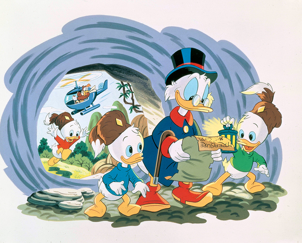 Ducktales Returns in 2017 on Disney XD