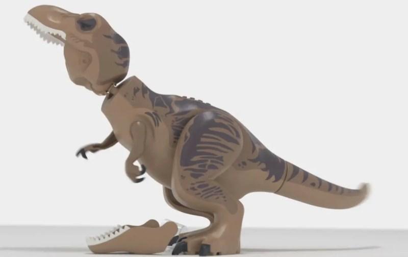 LEGO Jurassic World Teaser Trailer