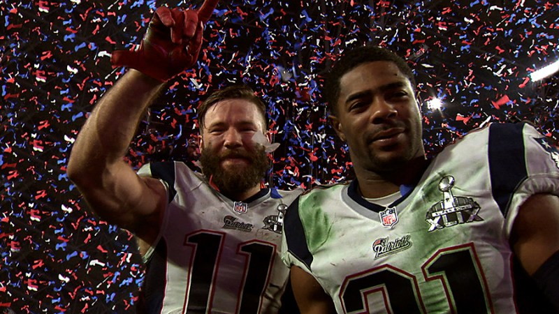 Super Bowl Stars Julian Edelman and Malcolm Butler are Going to Disneyland!