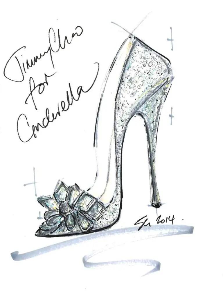 Jimmy Choo - Cinderella Shoe