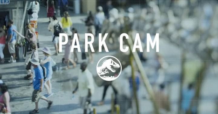 Jurassic World Park Cam