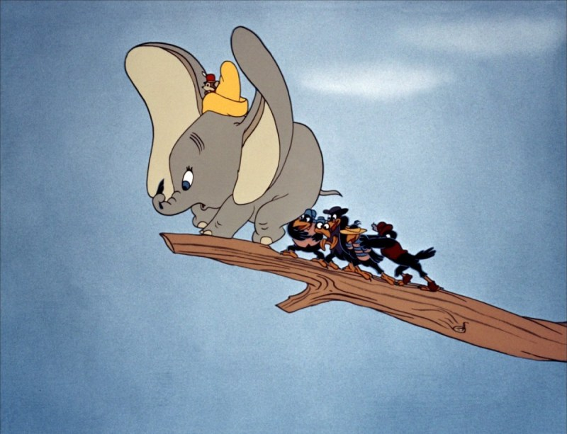 Live-Action Dumbo to be Directed by Tim Burton