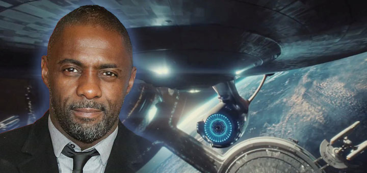 Idris Elba Eyed for Villain Role in Star Trek 3