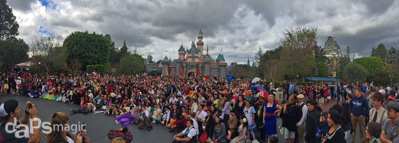 Spring 2015 Dapper Day at Disneyland