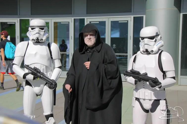 Star Wars Celebration Anaheim 2015 Day Two-10