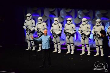 Star Wars The Force Awakens Panel Star Wars Celebration Anaheim-56