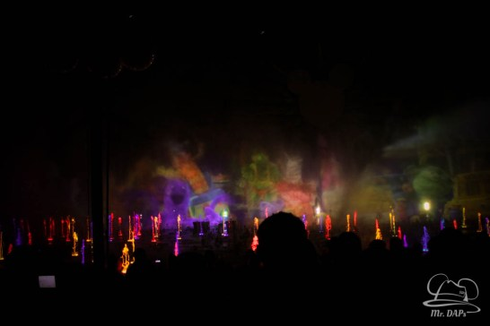 Disneyland 60th Anniversary Celebration World of Color - Celebrate-53