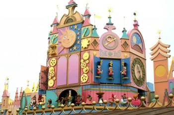Disneyland Paris Small World