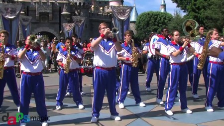 Disneyland All-American College Band