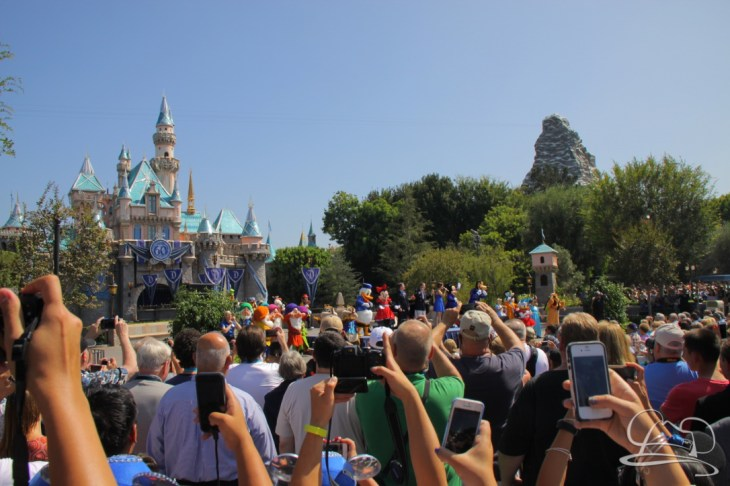 Disneyland 60th Anniversary - July 17, 2015-37